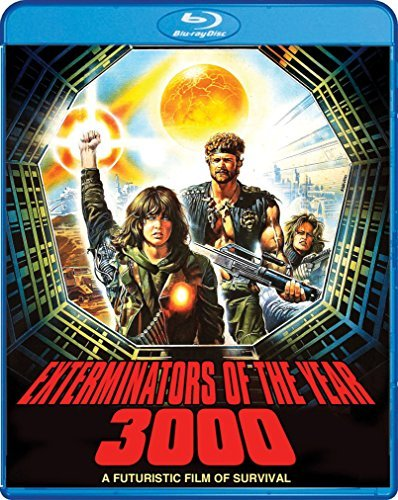 Exterminators Of The Year 3000 Exterminators Of The Year 3000 Blu Ray R