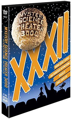 Mystery Science Theater 3000 Volume 32 DVD
