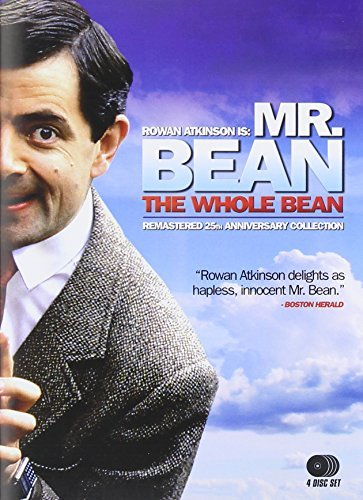 Mr. Bean The Whole Bean Complete Series DVD