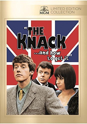 Knack & How To Get It Knack & How To Get It DVD Mod This Item Is Made On Demand Could Take 2 3 Weeks For Delivery