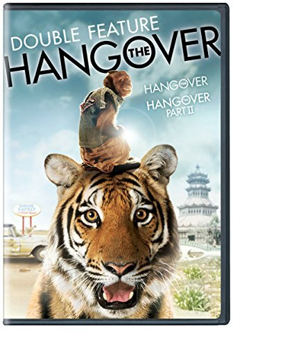 Hangover Hangover Part Ii Double Feature DVD