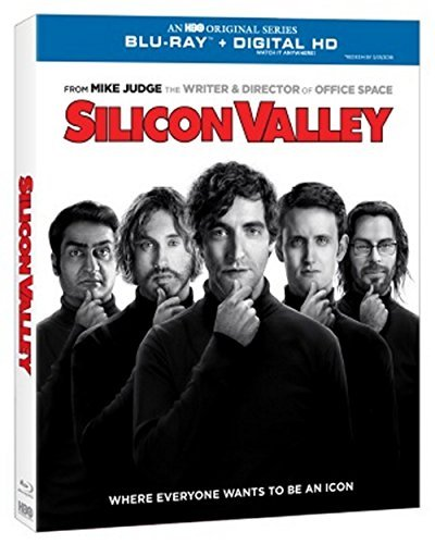 Silicon Valley Season 1 Blu Ray