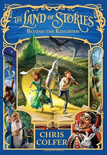 Chris Colfer The Land Of Stories Beyond The Kingdoms