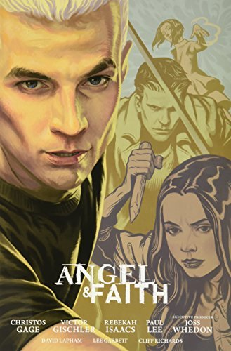 Christos Gage Angel And Faith Season Nine Library Edition Volume 2
