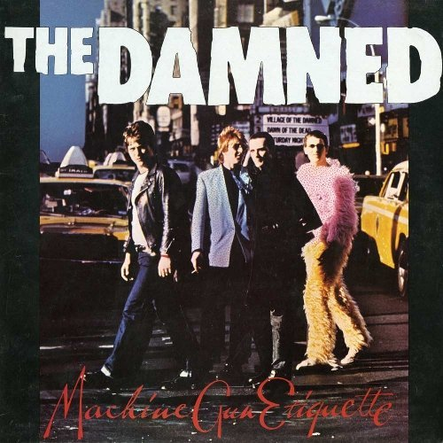 Damned Machine Gun Etiquette 2 Lp