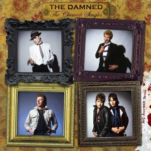 Damned Chiswick Singles & Another Th 2 Lp