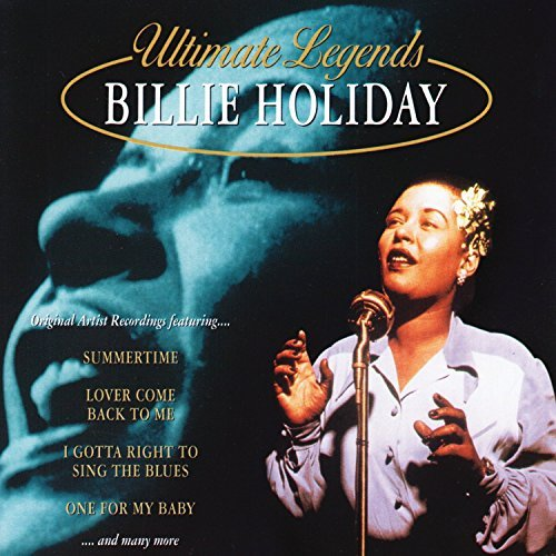Billie Holiday Ultimate Legends