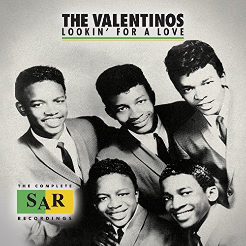 Valentinos Lookin' For A Love The Complete Sar Recordings
