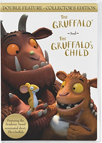 Gruffalo Gruffalo's Child Double Feature DVD