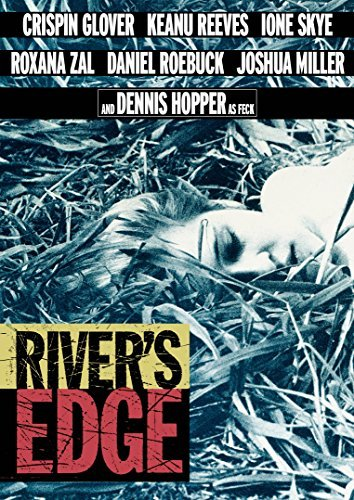 River's Edge Reeves Glover Roebuck Miller Hopper DVD R