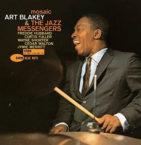 Art & Jazz Messengers Blakey Mosaic