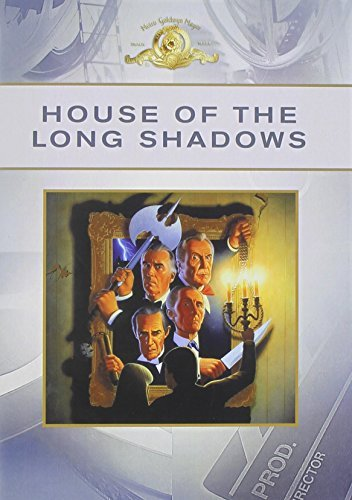 House Of The Long Shadows Lee Cushing Price DVD Mod This Item Is Made On Demand Could Take 2 3 Weeks For Delivery
