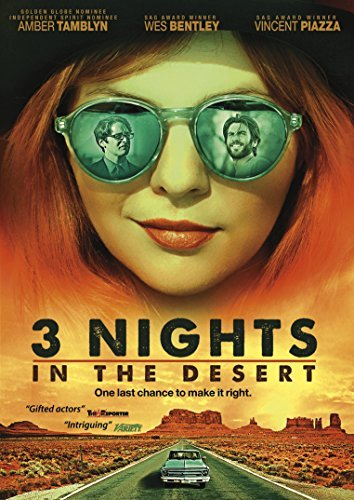 3 Nights In The Desert Tamblyn Bentley Piazza DVD R