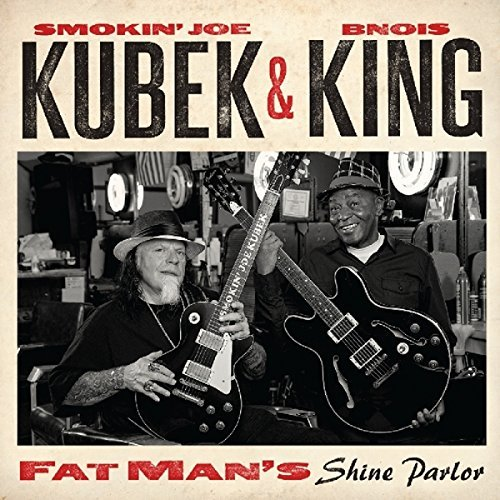 Kubek Smokin Joe & King Bnois Fat Man's Shine Parlor