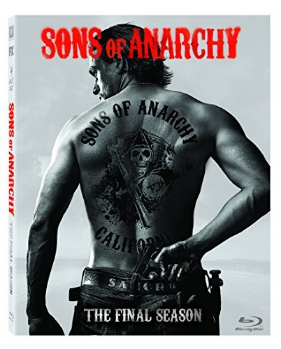 Sons Of Anarchy Season 7 Blu Ray