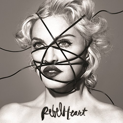 Madonna Rebel Heart (deluxe) Explicit Version