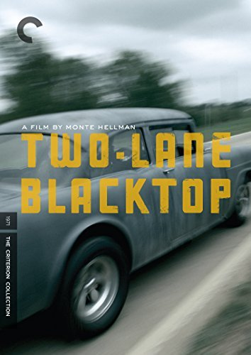 Two Lane Blacktop Two Lane Blacktop DVD R Criterion Collection