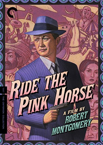 Ride The Pink Horse Montgomery Gomez DVD Nr Criterion Collection