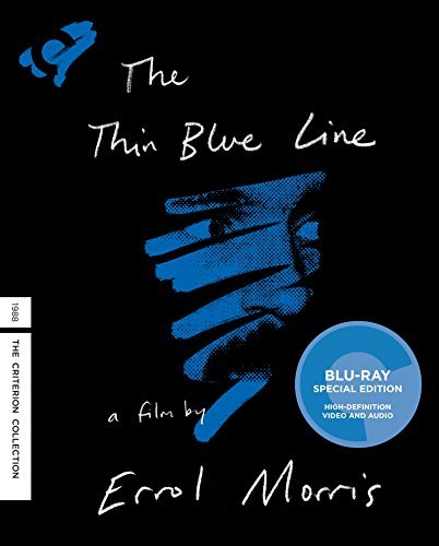 Thin Blue Line Thin Blue Line Blu Ray Nr Criterion Collection
