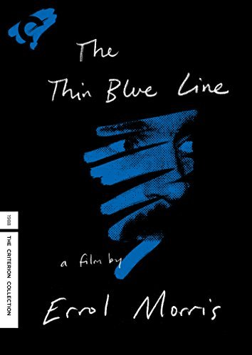 Thin Blue Line Thin Blue Line DVD Nr Criterion Collection
