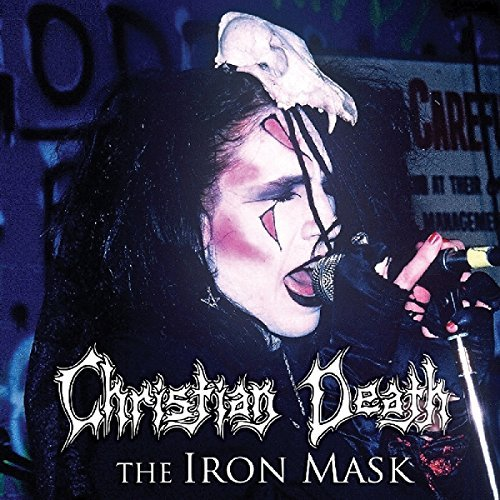 Christian Death Iron Mask