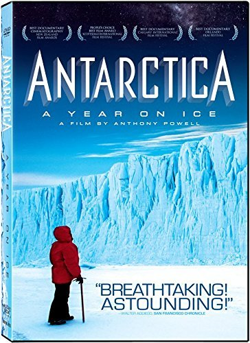 Antarctica A Year On Ice Antarctica A Year On Ice DVD Pg