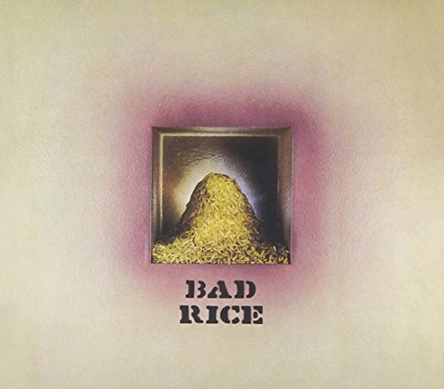 Ron Nagle Bad Rice 2 CD