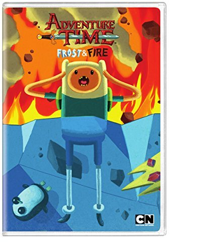 Adventure Time Frost & Fire DVD