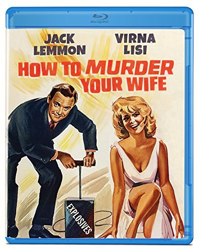 How To Murder Your Wife Lemmon Lisi Mayehoff Trevor Blu Ray Nr