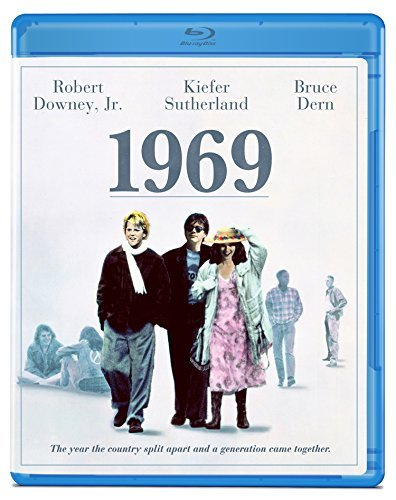 1969 Downey Sutherland Dern Hartley Blu Ray R