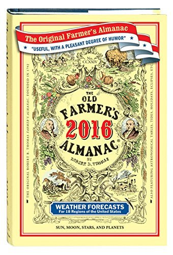 Old Farmer's Almanac The Old Farmer's Almanac 2016
