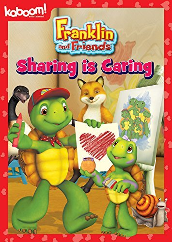 Franklin & Friends Sharing Is Caring DVD