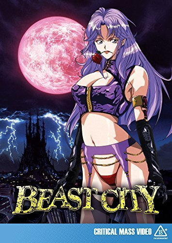 Beast City Beast City DVD Adult
