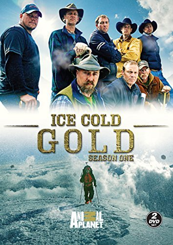 Ice Cold Gold Season 1 DVD