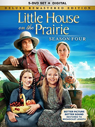 Little House On The Prairie Season 4 DVD