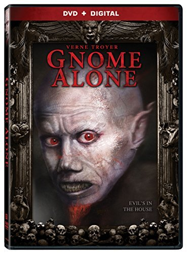 Gnome Alone Troyer Oberst DVD Dc R