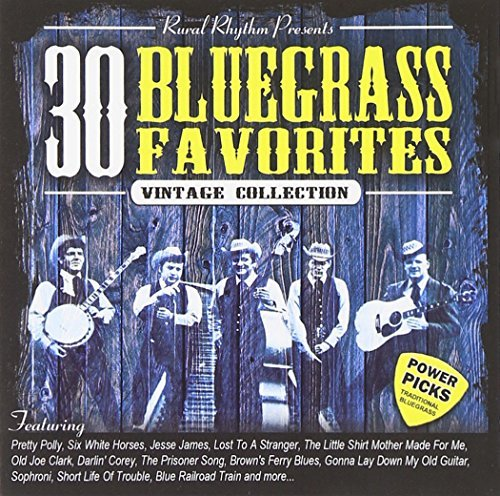 Various Artist 30 Bluegrass Favorites Power P