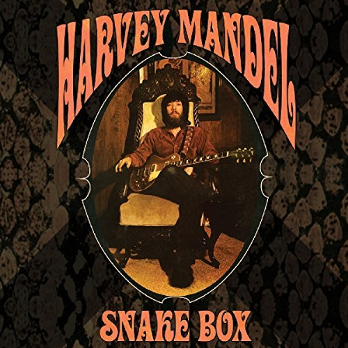 Harvey Mandel Snake Box