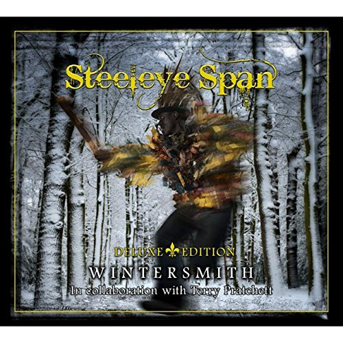Steeleye Span Terry Pratchett Wintersmith 2 CD