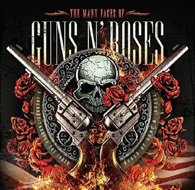 Various Artist Many Faces Of Guns N Roses 3cd