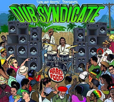 Dub Syndicate Hard Food Lp CD