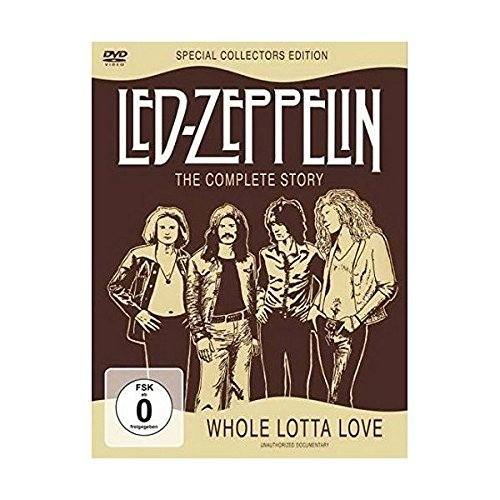 Led Zeppelin Complete Story