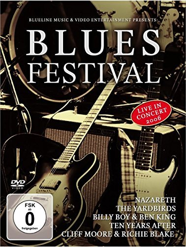 Various Artist Blues Festival