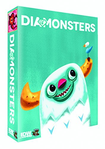 Idw Games Diamonsters Card Game