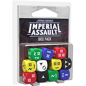 Star Wars Imperial Assault Dice Pack
