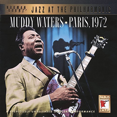 Muddy Waters Paris 1972 Lp