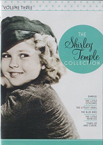 Shirley Temple Collection 3 DVD