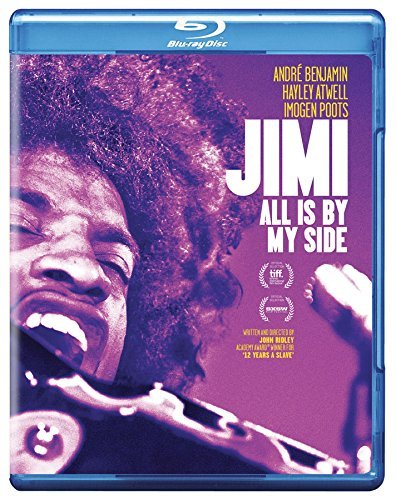 Jimi All Is By My Side Benjamin Atwell Poots Blu Ray R