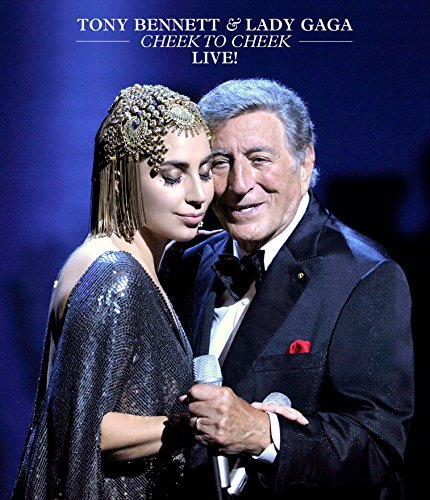 Tony Bennett & Lady Gaga Cheek To Cheek Live DVD