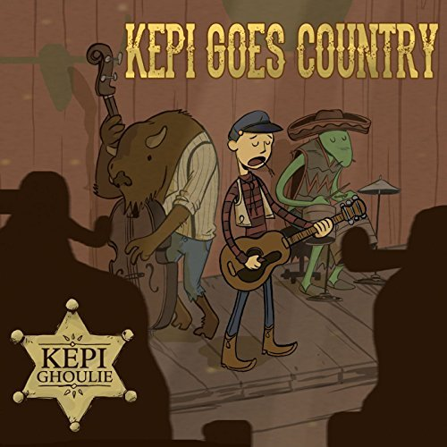 Kepi Ghoulie Kepi Goes Country Kepi Goes Country